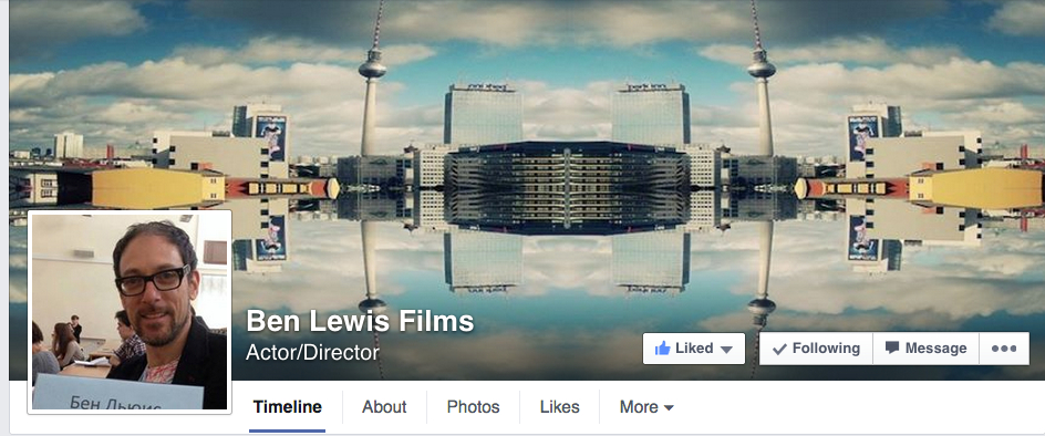 Keep Up To Date With All Things Ben Lewis Via Facebook
