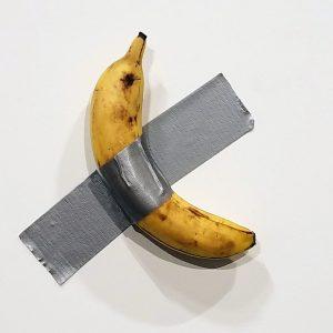 World goes Bananas for Maurizio Cattelan